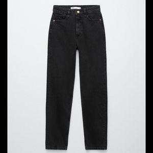Zara black jeans- BRAND NEW- Never Worn Before!